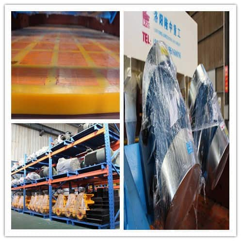 Real materials make Luoyang LZZG Sand Washing Machine
