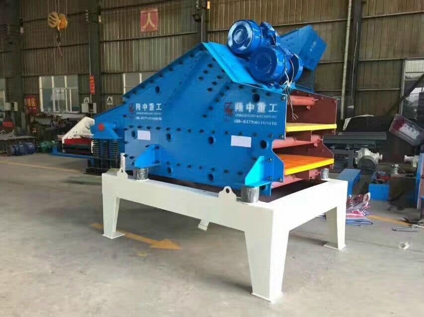The TS1020 Dewatering Screen is popular at home and abroad