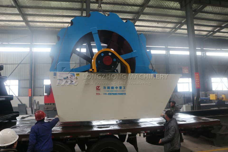 Stable and reliable Sand Washing and Recycling Series