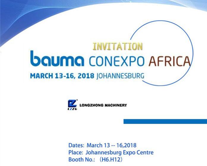 BAUMA CONEXPO AFRICA 2018_副本