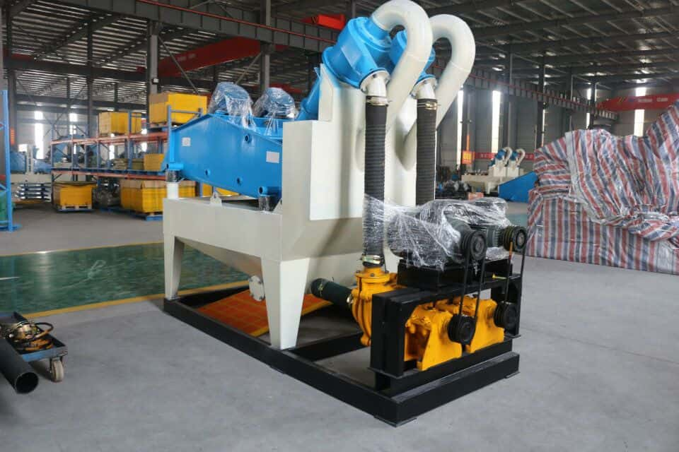 Mine dewatering screen