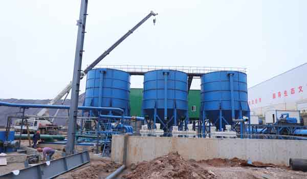 artificial sand and gravel aggregates