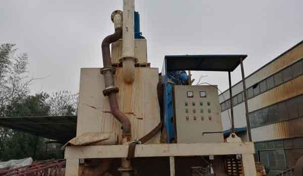 Mud treatment equipment